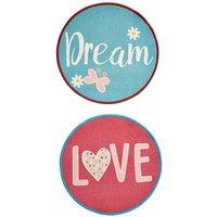 Love & Dream Rug Set