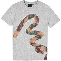 Money Boys Big Signature Camo T-Shirt