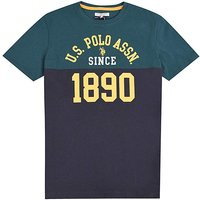 U.S. Polo Assn. Boys Arched 1890 T-Shirt