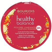 Bourjois Healthy Balance Powder Vanilla
