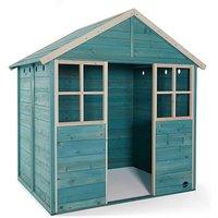 Plum Garden Hut Wooden Playhouse