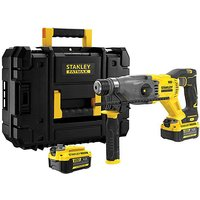 STANLEY FATMAX 18v SDS Drill + Kit Box.