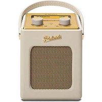 Roberts Revival Mini DAB Radio - Cream