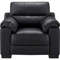 Hugo Leather Chair.