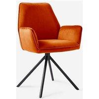 Lexington Velvet Chair.