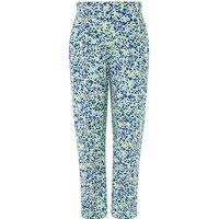 Monsoon Elena printed trousers