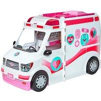 Barbie Medical Vehicle