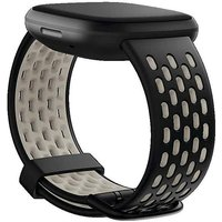Fitbit Versa 3 + Sense Sport Band.