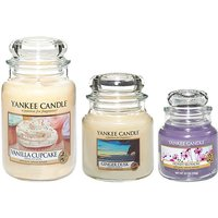 Yankee Candle Sweet Collection Trio