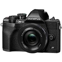 Olympus E-M10 Camera Black.