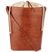 Image of Monsoon Claris Croc Bucket Bag