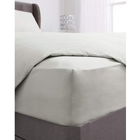 100% Cotton Extra Deep Fitted Sheet