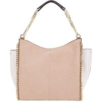 Image of Chain Detail Panel Day Tote Bag