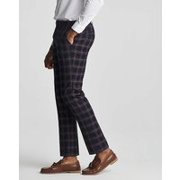 Skopes Seeger Check Suit Trousers