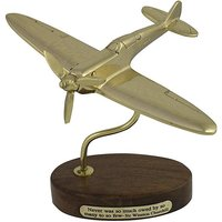 Brass Spitfire Ornament