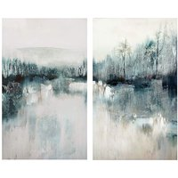 Abstract Canvas Set of 2.