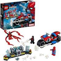 'Lego Spider-man Bike Rescue