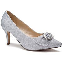 Paradox London Lena EEE Fit Court Shoes