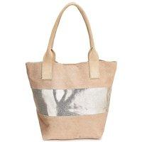 Joanna Hope Suede Shopper Bag