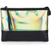 Irridescent Clutch Bag