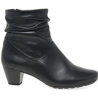 Gabor Kingston Wider Fit Ankle Boots