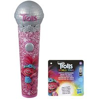 Trolls Poppys Microphone.