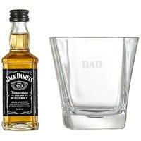 Personalised Jack Daniels Gift Set