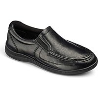 Oscar Boys Slip On Shoes F Fit