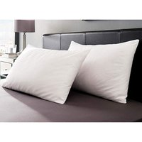 Duck Feather Medium Support Pillow