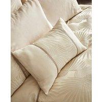 Lyra Jacquard Filled Boudoir Cushion