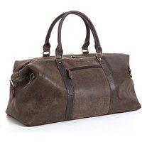Woodland Leather Holdall