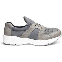 Image of Heavenly Soles Leisure Shoes EEE Fit