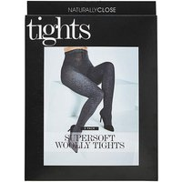 2 Pack Supersoft Woolly Tights
