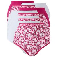 10pack Autumn Floral Full Fit Briefs