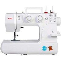AEG 15DLK Free Arm Sewing Machine