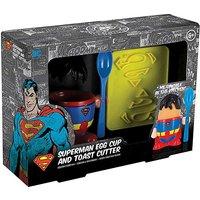 DC Comics Superman Egg Cup