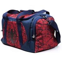 Spiderman Logo Duffle Bag