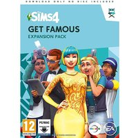 The Sims 4 Get Famous Code in a Box PC