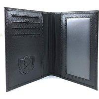 RFID Leather Passport Holder