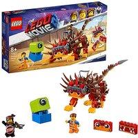Image of LEGO Movie 2 Ultrakatty & Warrior Lucy!