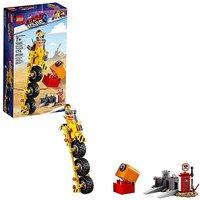 Image of LEGO Movie 2 Emmet's Thricycle!