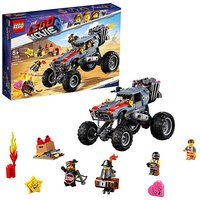 Image of LEGO Movie Emmet & Lucy's Escape Buggy!