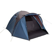 Trespass 6 Man Darkened Room Dome Tent