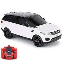 1:24 RC Range Rover Sport White.
