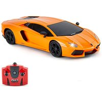 Image of 1:24 RC Lamborghini Aventador Orange