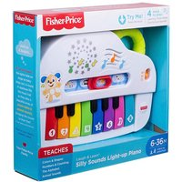 Fisher-Price Silly Sounds Light Up Piano.