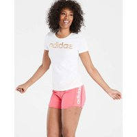 Adidas Foil Linear Tee