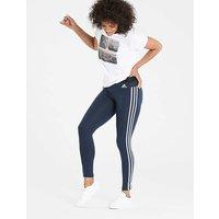 Adidas Essential 3 Stripe Tight