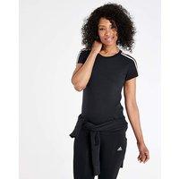 Adidas Essential 3s Slim Tee