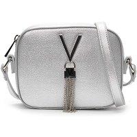 Valentino Bags Divina Pebble Camera Bag.